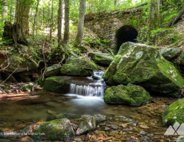 Byron Reece Trail at Neels Gap
