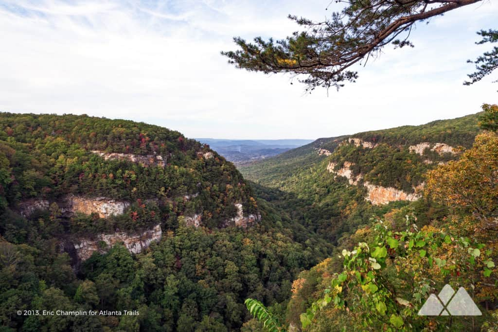 Cloudland Canyon State Park: hiking, camping & adventure guide