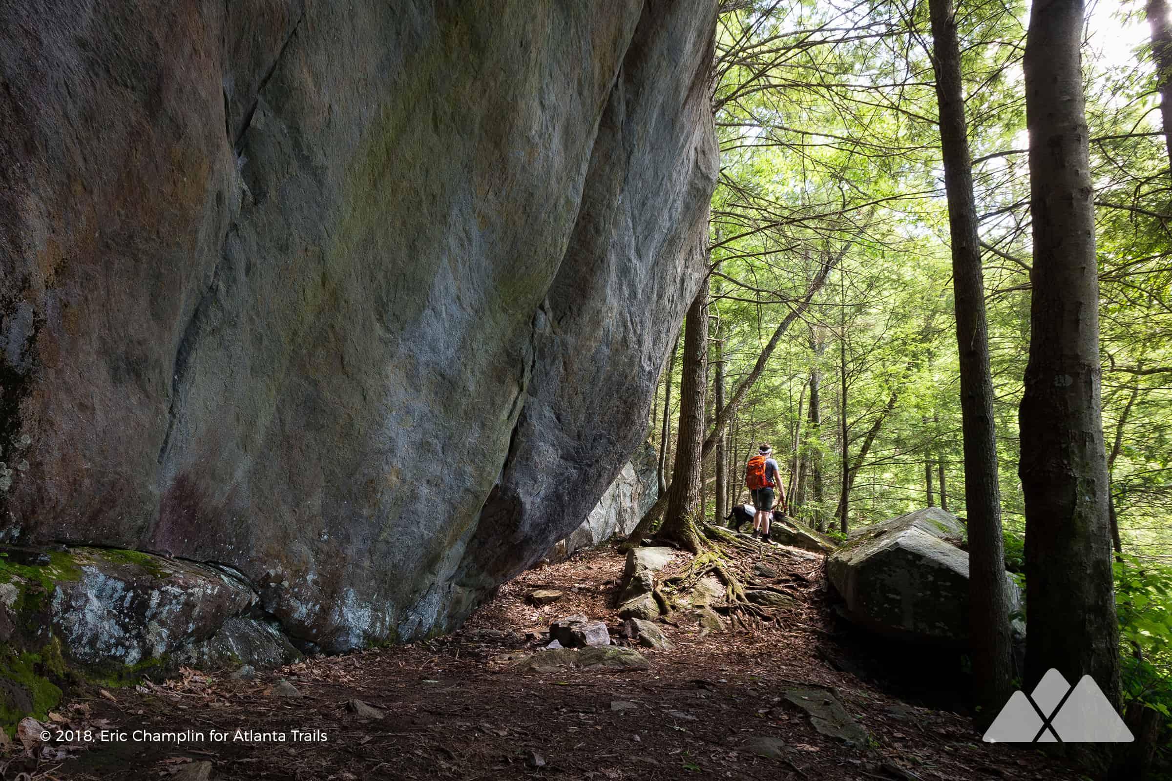 Panther Creek Falls in the Cohutta Wilderness - Atlanta Trails