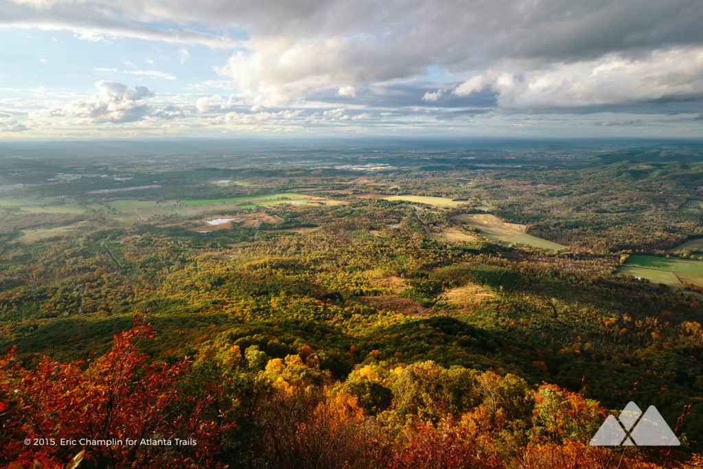 Fort Mountain State Park: adventure guide