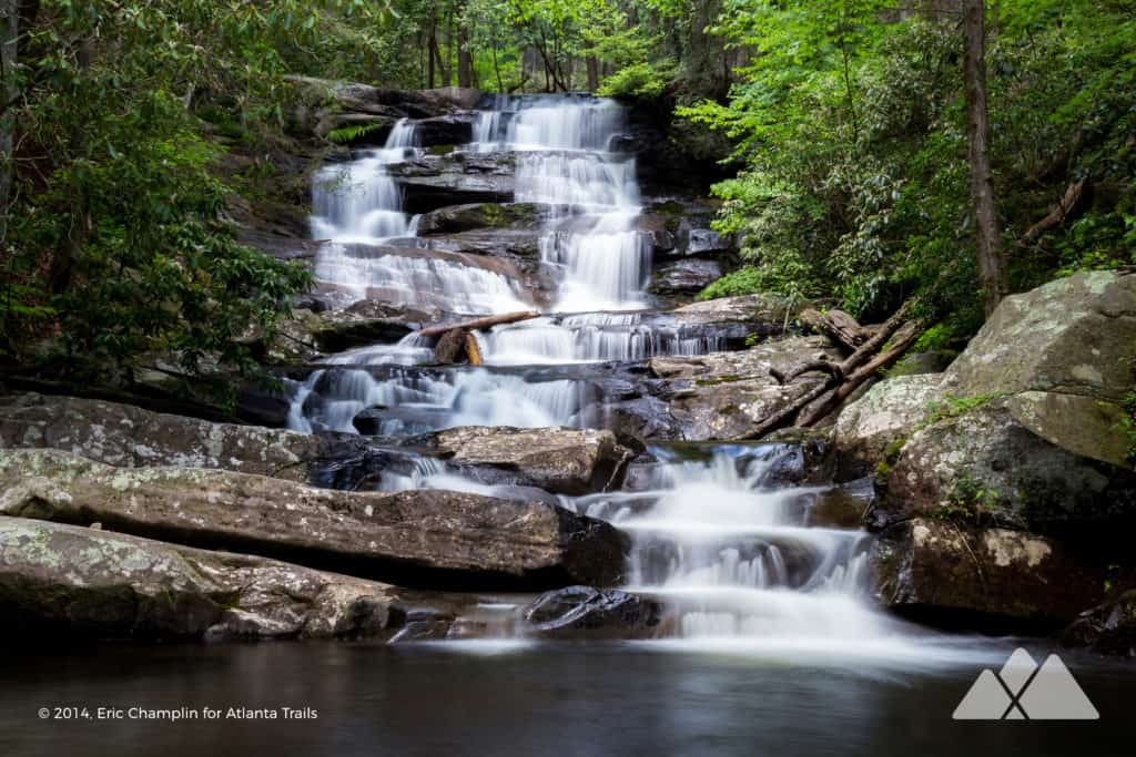 Waterfalls in Georgia - Atlanta Trails
