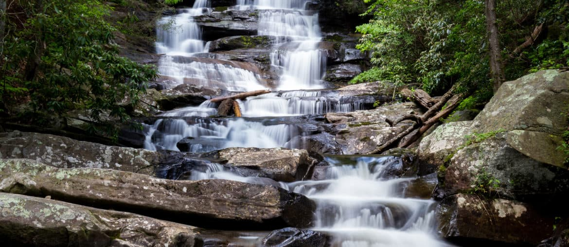 Waterfalls in Georgia: our favorite hikes