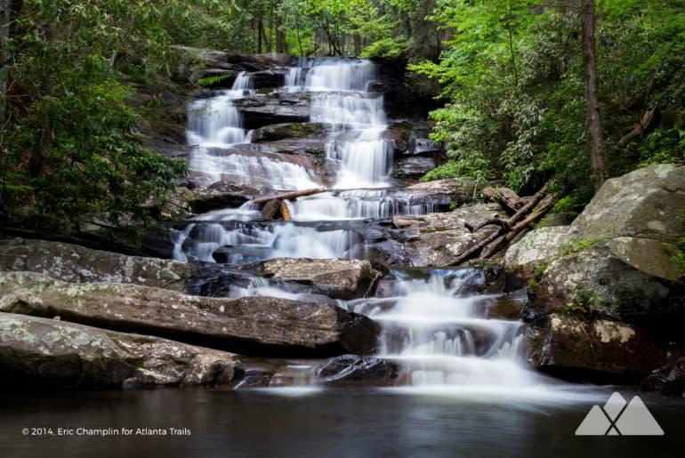 North Georgia waterfalls: our top 10 favorite hikes