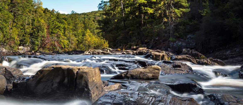 Sweetwater Creek White Trail