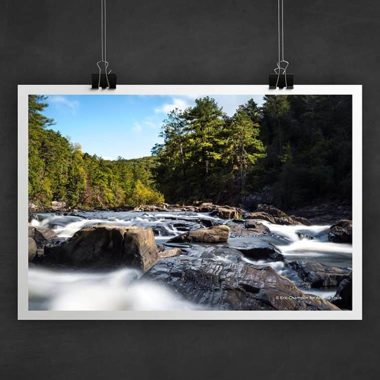 Atlanta Trails Sweetwater Creek Photo Art Print