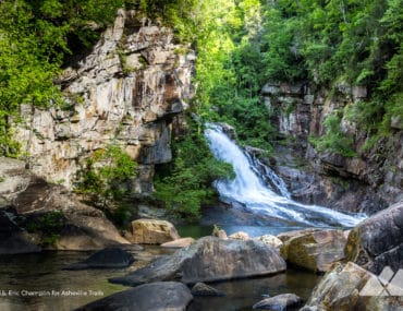 Tallulah Gorge Hurricane Falls Trail