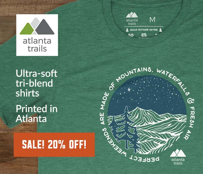Atlanta Trails Perfect Weekends Shirt - get yours