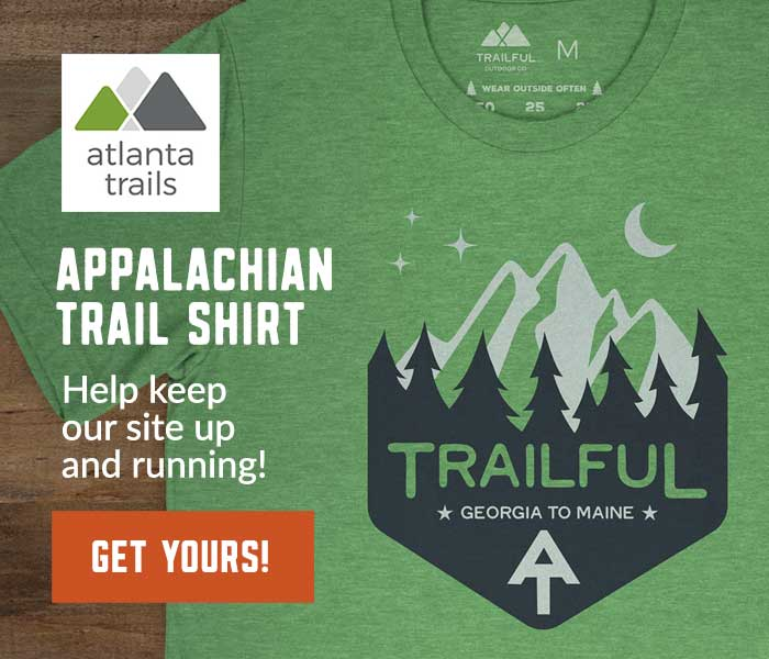 Trailful Appalachian Trail Shirt - get yours