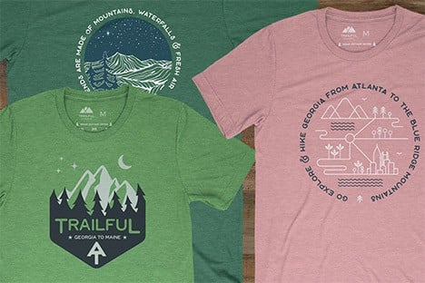 Atlanta Trails Shirts