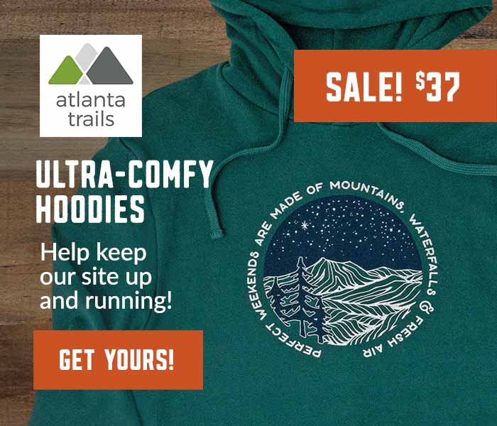 Atlanta Trails Hoodies Sale