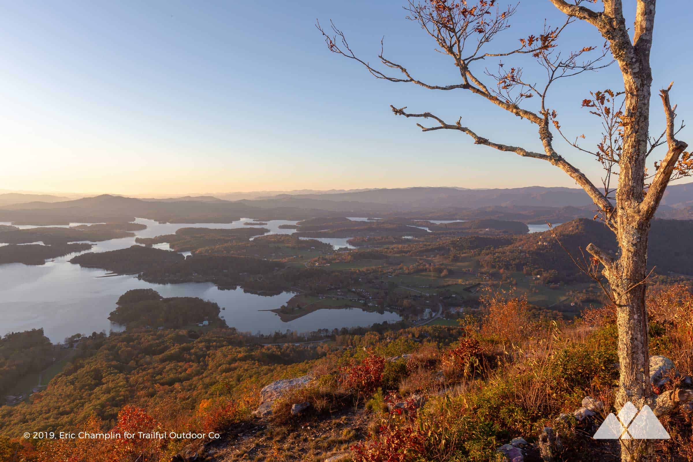 Hiking near Hiawassee, Georgia: our favorite trails